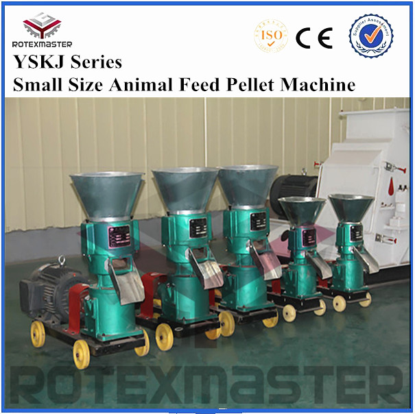 300 500kg H Farm Machinery Small Manufacturing Machines