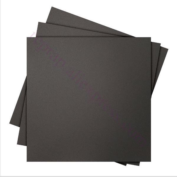 Черные наклейки для кровати с подогревом, 5 шт., 220x220 мм, со встроенным Tak Prusa i3, лента с подогревом, F/Wanhao i3, Anet A8, A6, 3D-принтер