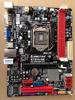 Used BIOSTAR B75MU3B Original Used Desktop Motherboard Intel B75 LGA 1155 DDR3 16G SATA3 USB3 0