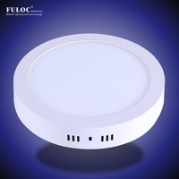 Newest 9W 12W 18W 24W 32W Round Square Surface Mounted LED Panel Light LED Ceiling Down