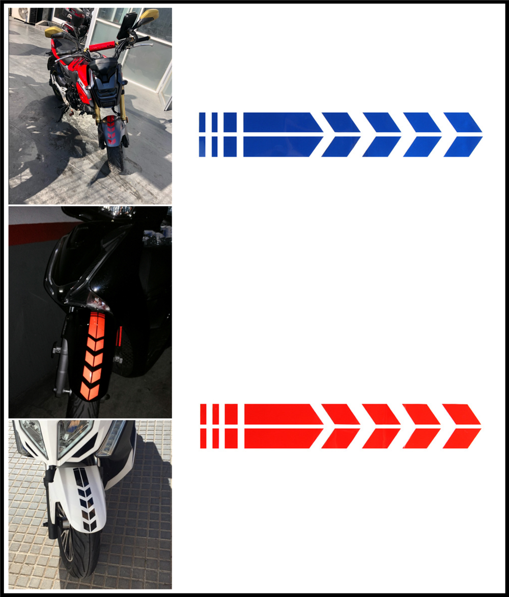 Motorcycle car modeling wheel fender fuel tank reflective <font><b>stickers</b></font> for <font><b>YAMAHA</b></font> YZ250FX YZ450FX WR250 450 WR250F <font><b>WR450F</b></font> image