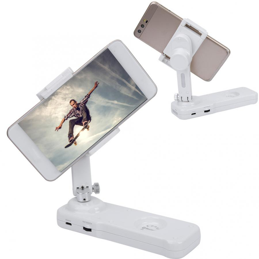 X CAM SIGHT2 Handheld Cardan 2 axis Mobile Phone Stabilizer Bluetooth Control Foldable Design