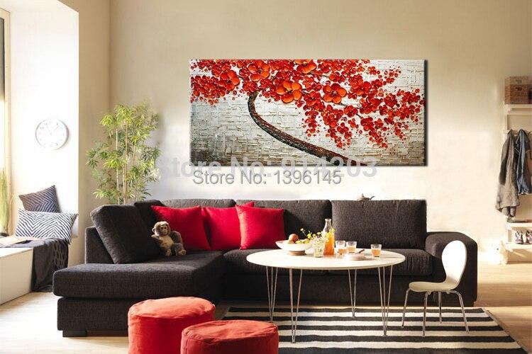 Online Get Cheap Floral Canvas Wall Art -Aliexpress.com