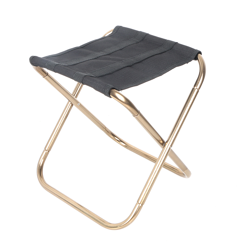 Portable Folding Stool Outdoor High 26cm Mini Stool