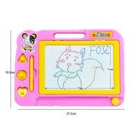 Доска для рисования для детского сада обучающая машина цветные бумажные игрушки для рисования каракули магический рисунок Обучающие Детск...