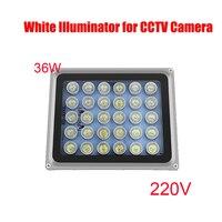 Бесплатная доставка 36 Вт 30 шт. high power array белого света Светодиодный Свет видеонаблюдения