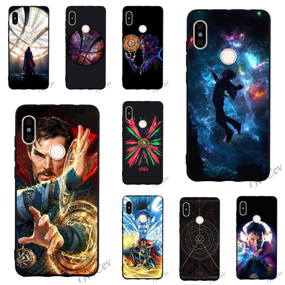 Doctor Strange Phone Cover For Xiaomi Redmi Note 4x Case 4a 5 Plus 5a Prime 6a 5 6 Pro Covers Back Pleasant In After-Taste Phone Bags & Cases Cellphones & Telecommunications Cheap Price Colorful Dr