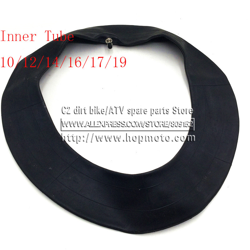 Us 7 63 15 Off Inner Tube 10 12 14 17 19 For Dirt Pit Bike Tyres Outer Tire 14inch 17inch 19inch Wheels Off Road Motorcycle 2 50 3 00 2 75 In Tyres