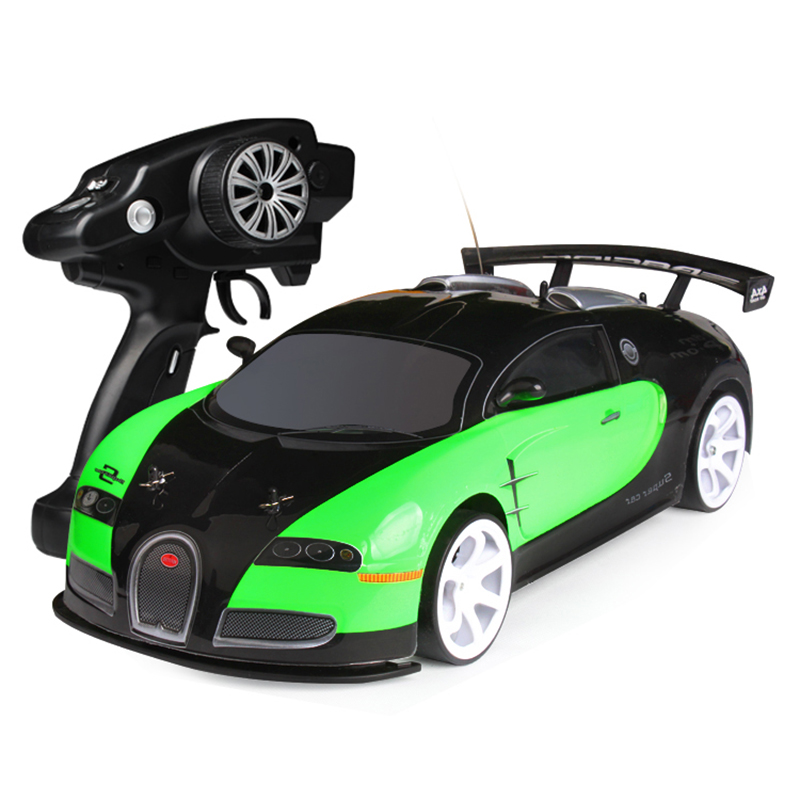 V668 1:10 Electric High Speed RC Car 4WD High-performance Super Power Ready Off-road Racing Rally Car Radio Control Toys wltoys k979 super rc racing car 1 28 2 4ghz 4wd off road suv