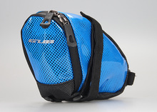 Bicycle Saddle Bag With Water Bottle Pocket Waterproof MTB Bike Rear Bags Cycling Rear Seat Tail