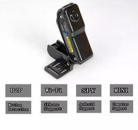 8 GB Card + Mini IP/MD81s Gravação de Vigilância Remota WI-FI CAM Sem Fio IOS Android