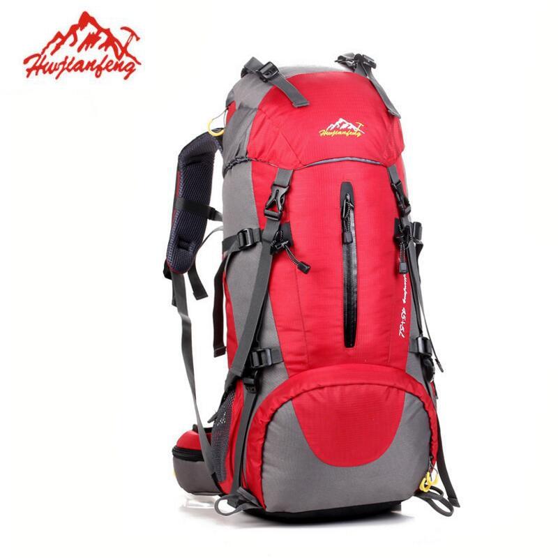 50L sac à dos en plein air Camping sac étanche vélo randonnée sac à dos femmes hommes voyage sacs à dos sac de sport escalade sac à dos