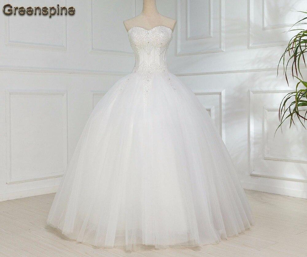 Greenspine Hi end Hi fashion Hot Sale Lace Up Elegant Backless Bride ...