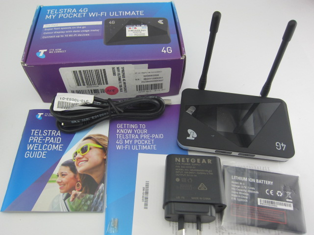 150M 4g Netgear AirCard 785S (plus antenna)LTE Mobile Hotspot with color lcd netgear ac791l verizon wireless 4g lte mobile hotspot