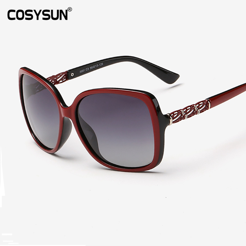 2016 new Brand woman sunglasses UV400 Polaroid Luxury ...