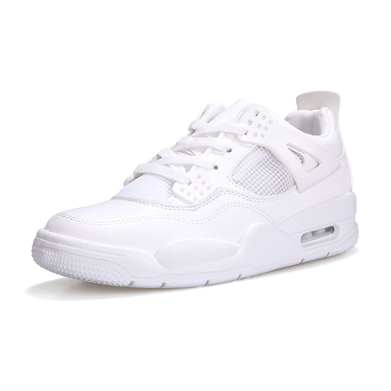 Hombres Tela 2018 Malla Kanye Colchón rojo Zapatos Casual Luz De blanco Transpirable Moda West Pu Azul ppxarqwnF