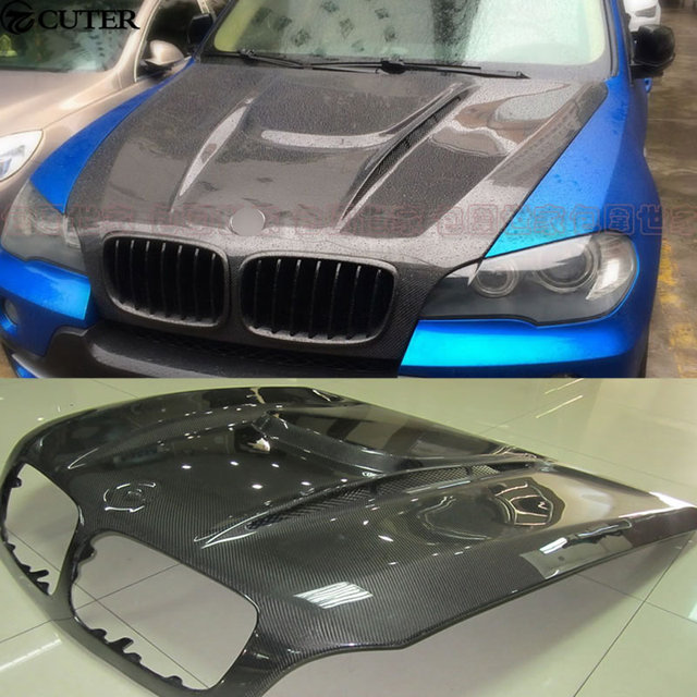 E70 x5 e71 x6 carbon fiber front engine hoods auto car bonnet for e70 x5 e71 x6 carbon fiber front engine hoods auto car bonnet for bmw e70 x5 altavistaventures Choice Image