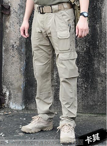 Aliexpress.com : Buy IX10 Mens Cargo Pants Men Army Military ...