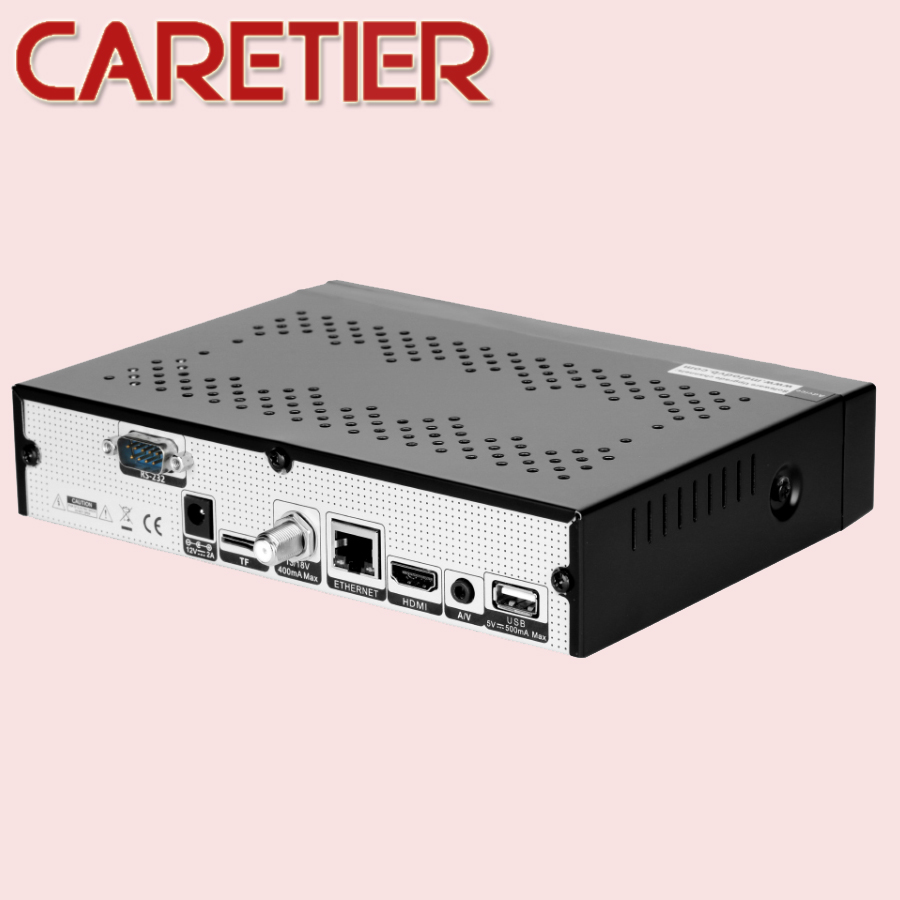 2PCS Satellite Receiver ME ELO ONE PRO Linux HD Set Top Box IPTV Cccam 4 Digits