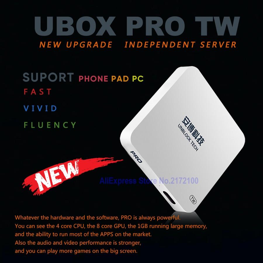 Unblock tech UBOX PRO I900 OS UBOX4 BT Android 7 1000 Free Live TV Channels IPTV Bluetooth 4K 1080P HD UBTV IPTV smart tv box