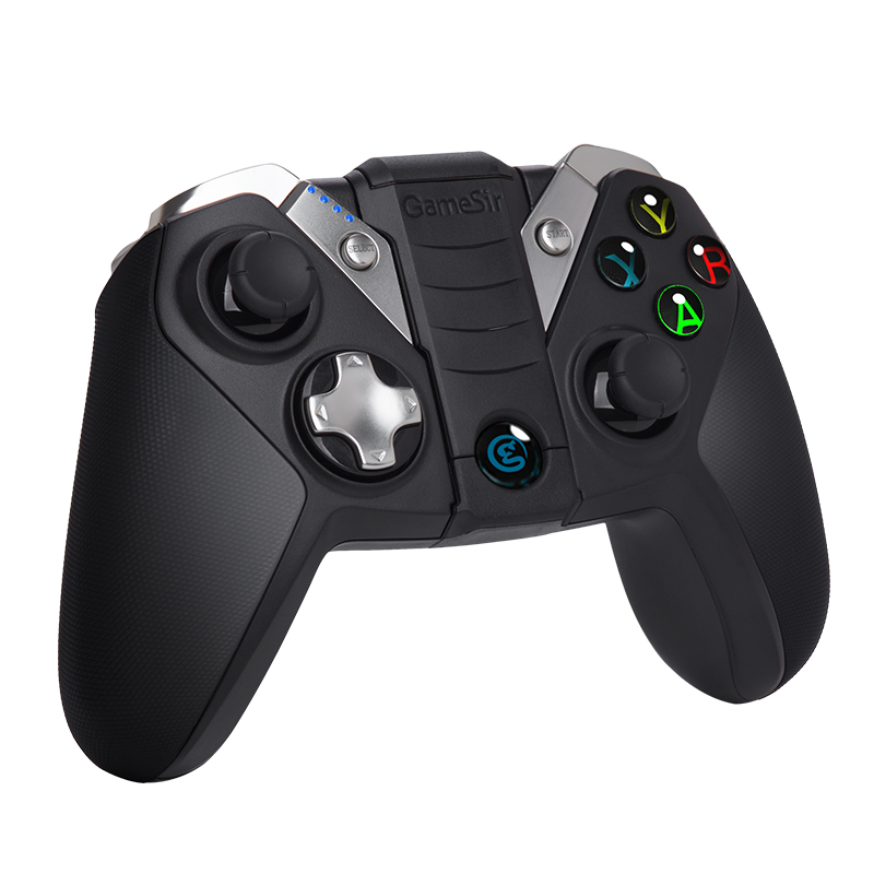 GameSir G4 G4s 4 0 Bluetooth Controller 2 4G Wireless Wired Gamepad Game 800mAh Capacity for