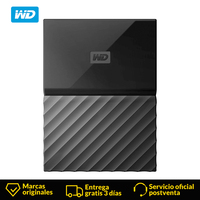 WD Western Digital WDBYFT0030BBK My Passport 3 TB Portable Hard Drive and Auto Backup Software for PC Xbox One and PlayStation 4