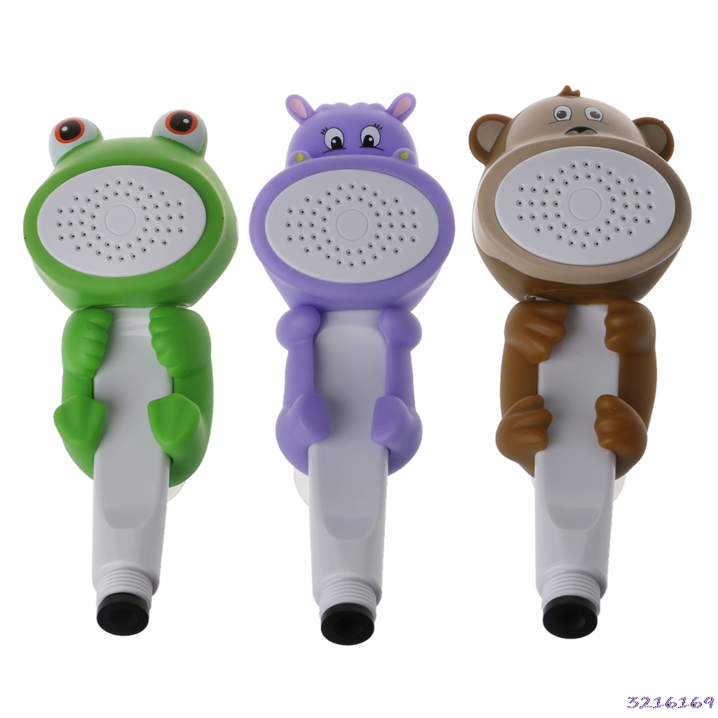 Childrens cartoon cute family to Shower bathroom hand shower faucet douche