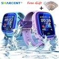 Смарт-часы SMARCENT DF25  GPS  SOS звонки  IP67  водонепроницаемые Смарт-часы для детей  безопасное устройство  трекер  защита от потери