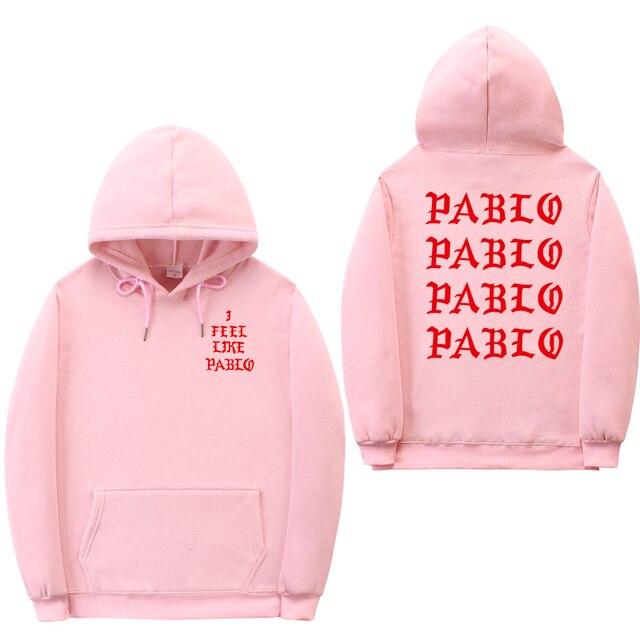 Kanye West Pablo Hoodies 2
