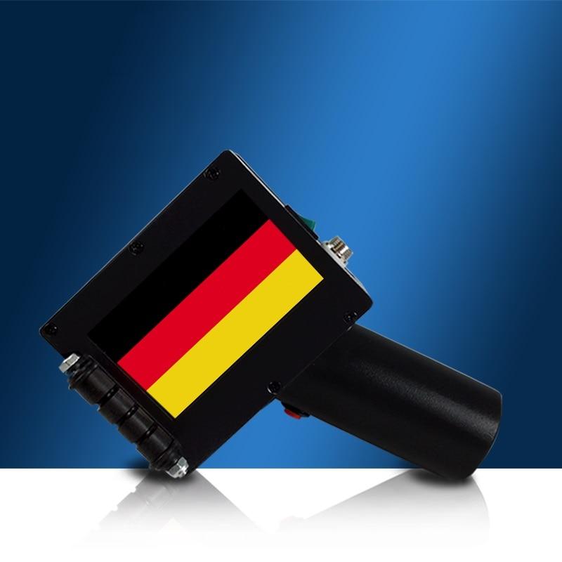 (110V 60HZ) MOBILE HAND HELD INK JET PRINTER CN-530 tp760 765 hz d7 0 1221a