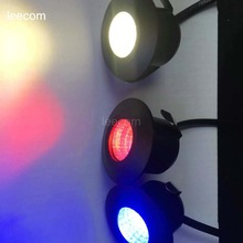 10pc  HOT SALE blue green red white color Led Cabinet Light Energy Saving Spot Home Downlight Mini Recessed Lamp