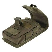 Тактическая Военная камуфляжная сумка на ремне, сумка для телефона, сумки для телефона, сумка на ремне, походный карман
