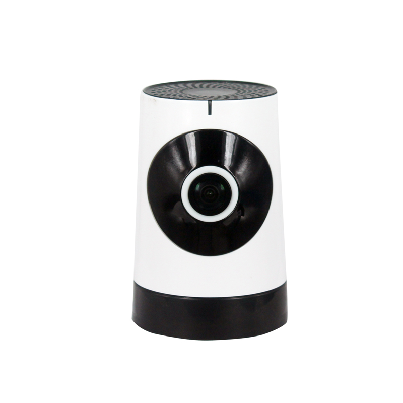 EraSmart font b home b font Security system WiFi 185 degree fisheye lens 720P network panoramic