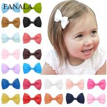 d9fa5d30c245 Bow-knot Clip Hairpins Girls Casual Charm Infant Piece Floral Headdress  Head Fashion Girls Wedding Cute Baby Party