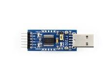 Waveshare FT232RL FT232 USB 3.3V 5V to TTL Serial Adapter Module FT232RL USB for Arduino Mini Port Free Shipping