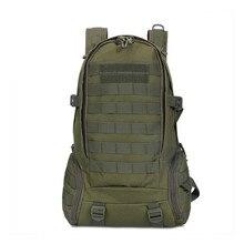 Купить с кэшбэком 2016 New Military Tactical Backpack Male 40l Waterproof Oxford Waterproof Bags Backpack Tourist Entertainment Sports Travel Bags