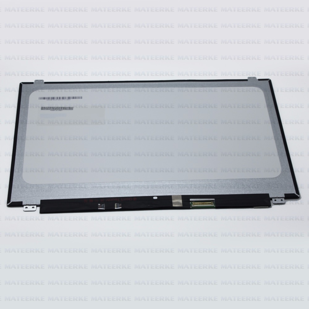 B156XTK01.0 15.6 INCH Laptop Touch Screen with LCD Display Panel For Dell Inspiron I5558 15-5559 ,1366*768 посудомоечная машина hansa zwm 416 weh узкая белая