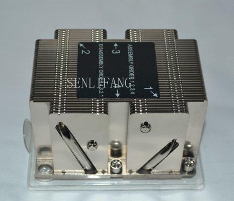 204825 Cpu Heat Sink Snk-p0067ps 1u Lga3647 Cpu HeatSink For X11 CPU Heat Sink SNK-P0067PS 1U LGA3647 CPU Heat Sink For X11