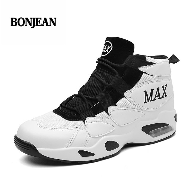Mens Basketball Shoes 2018 Jordan High Top Brand Ankle Boots Sports Shoes  Men Retro Basket Homme 5bb801afa