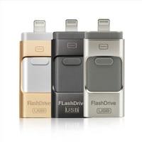 OTG Micro USB Interface For IPhone IPod IPad Pen Drive HD Memory Stick Mobile OTG Flash