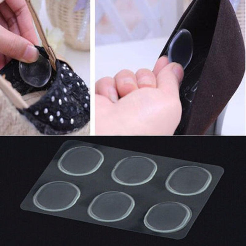 Soft High Heel Shoes Forefoot Insole Pads Pain Relief Insoles For Women CMX