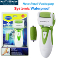 Green New strong waterproof foot care tool pedicure electric tools care foot electric &2ps roller heads For  KIMISKY+Box