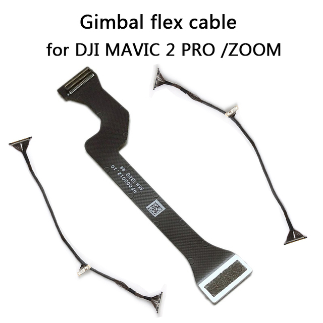 Originele DJI Mavic 2 Pro Zoom Signaal Flexibele Kabel Camera PTZ Transmissie Flex Bandkabel Lijn Draad Reparatie Spare onderdelen