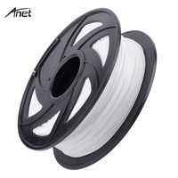 Anet 1.75MM PLA 3D Printer Filament 1kg 400M Black White Natural Color No Bubble High Precision Material For 3D Printer Pen