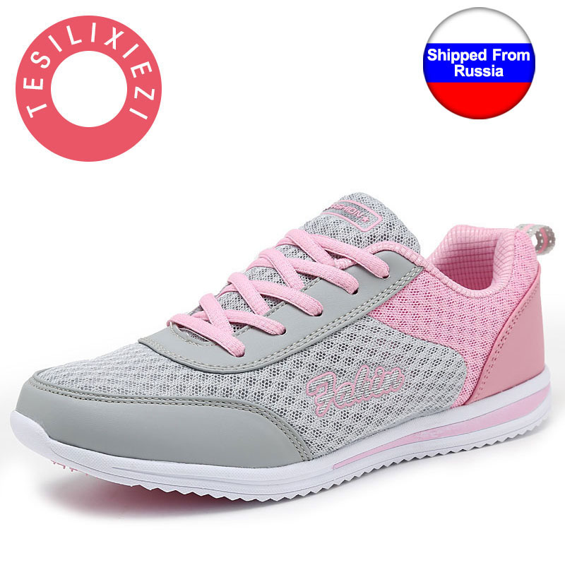 New Summer Zapato Women Breathable Mesh Zapatillas Shoes For Women Network Soft Casual Shoes Wild Flats Casual new summer zapato women breathable mesh zapatillas shoes for women network soft casual shoes wild flats casual