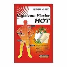 12x18cm porous capsicum plaster/chilli plaster/pepper plaster plaster pro t