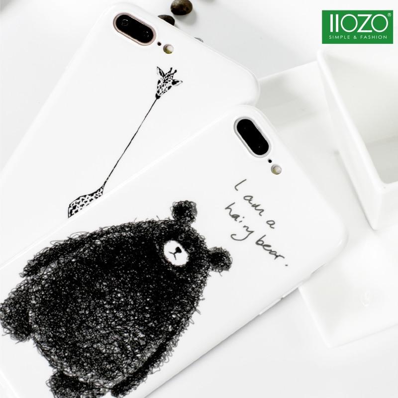 Πολυτελές 3D Relief Cartoon Animal Phone Θήκες για - Ανταλλακτικά και αξεσουάρ κινητών τηλεφώνων - Φωτογραφία 4