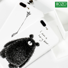 Luxury 3D Relief Cartoon Animals Phone Cases