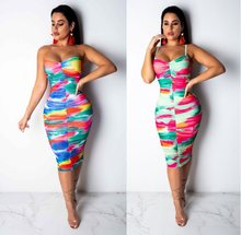 2019 nice design princess flower sexy night corset tight women elegant african dress for ladies sleeveless one piece dress(China)
