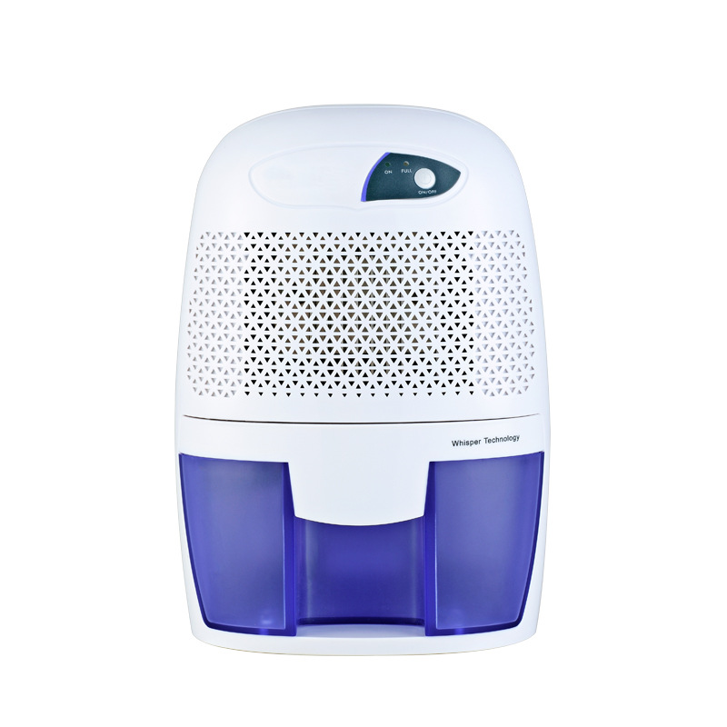 Mini Dehumidifier for Home Portable 500ML Moisture Absorbing Air Dryer with Auto-off and LED indicator Air Dehumidifier low pric dmwd portable mini dehumidifier electric absorbing air dryer air dehumidifiers moisture absorber auto off led indicator 500ml eu